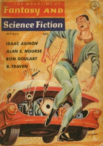The Magazine of Fantasy and Science Fiction - Desmond Bagley Welcome, comrade