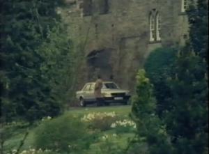 Desmond Bagley's Running Blind - Duchray Castle, Aberfoyle, Scotland © BBC Scotland