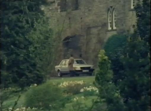 Desmond Bagley Running Blind - Duchray Castle, Aberfoyle, Scotland © BBC Scotland