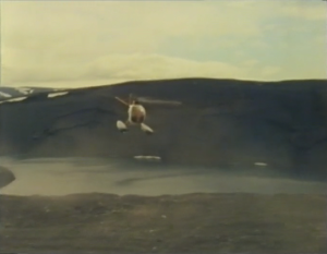 Desmond Bagley Running Blind - The highlands - Ljotipollur © BBC Scotland