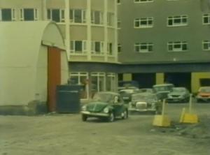 Desmond Bagley's Running Blind - Reykjavikurhofn © BBC Scotland