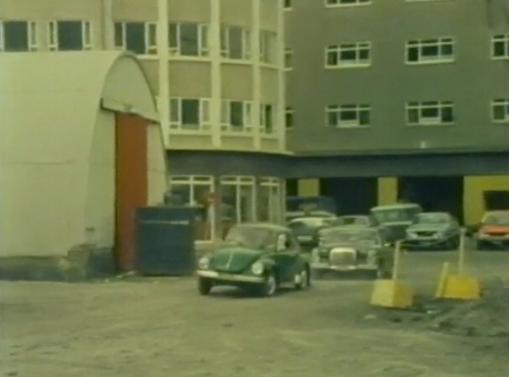 Desmond Bagley Running Blind - Reykjavikurhofn © BBC Scotland