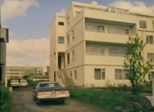 Desmond Bagley Running Blind - Lynghagi, Reykjavik © BBC Scotland