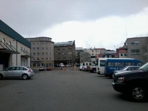 Desmond Bagley Running Blind - Reykjavikurhofn © The Bagley Brief