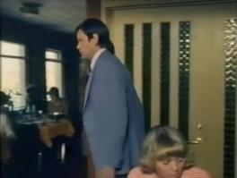 Desmond Bagley Running Blind - Hotel Husavik 4th floor entrance - June 1978 © BBC Scotland