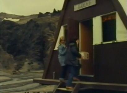 Desmond Bagley Running Blind - Dreki © BBC Scotland