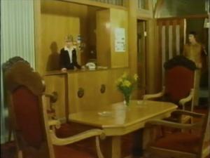Desmond Bagley Running Blind - Hotel Borg, Reykjavik © BBC Scotland