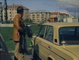 Desmond Bagley Running Blind - Hotel Saga, Reykjavik © BBC Scotland