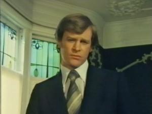 Desmond Bagley Running Blind - Taggart's office © BBC Scotland