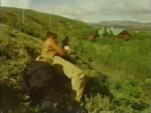 Desmond Bagley Running Blind - Nesjavellir, Thingvallavatn © BBC Scotland