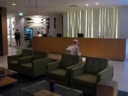 Desmond Bagley Running Blind - Hotel Loftleidir Reykjavik © The Bagley Brief