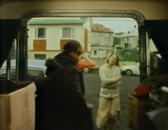 Desmond Bagley Running Blind - Holtsgata, Hafnarfjordur © BBC Scotland