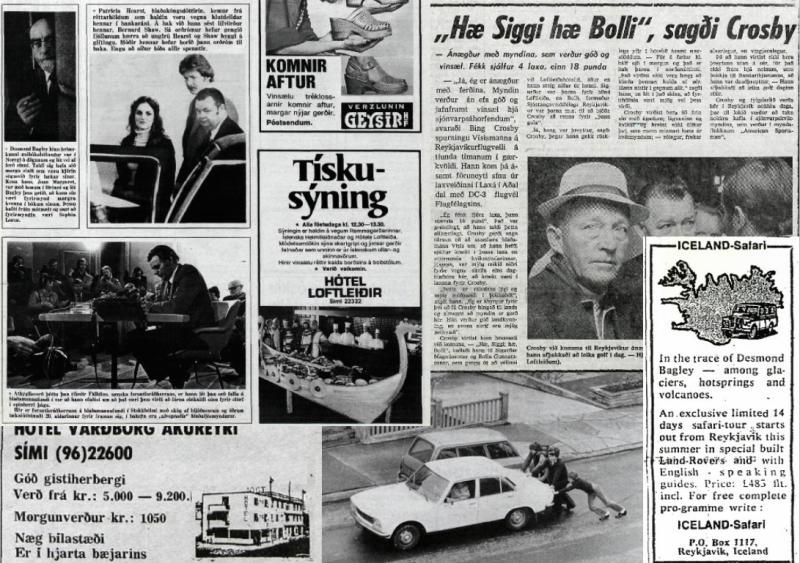 Desmond Bagley Running Blind Factfile