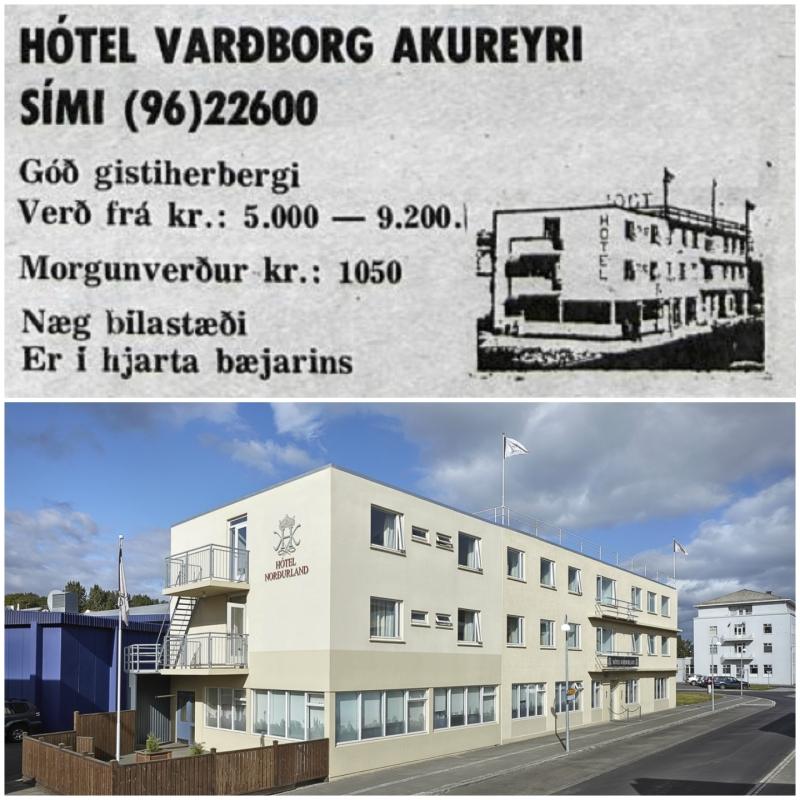 Hótel Vardborg / Norðurland Akureyri - Image © keahotels.is.