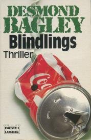 Desmond Bagley Running Blind - German Bastei-Lübbe PB Imp. 1985