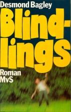 Desmond Bagley Running Blind - German Roman-MvS Ed.
