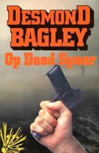 Desmond Bagley Running Blind - Netherlands Elsevier PB Imp. 1979