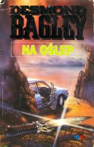 Desmond Bagley Running Blind - Polish Wydawnictwo-GiG PB Imp. 1991