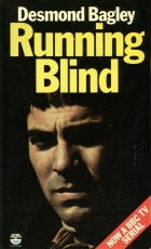 Desmond Bagley Running Blind - UK Fontana Collins 19th PB Imp. 1978