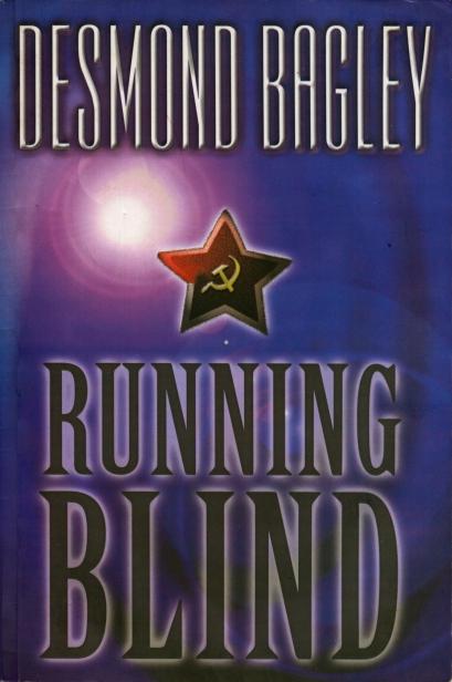 Desmond Bagley Running Blind - UK House of Stratus PB Ed. 2001
