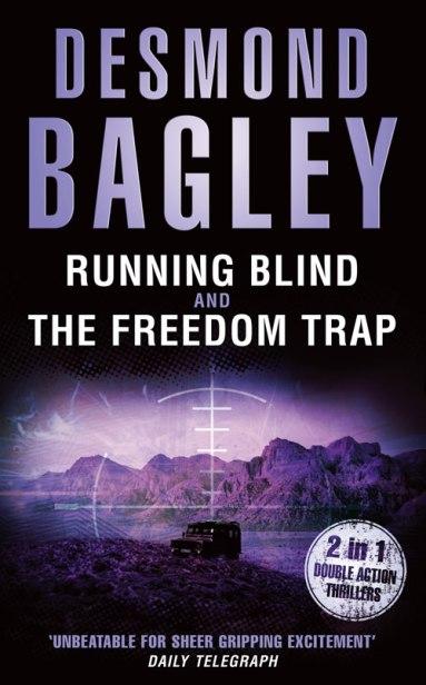 Desmond Bagley Running Blind - UK Harper Imp. 2009