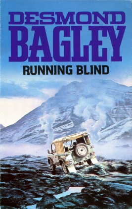 Desmond Bagley Running Blind - UK Fontana Collins PB Imp.