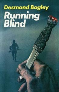 Desmond Bagley Running Blind UK First Edition