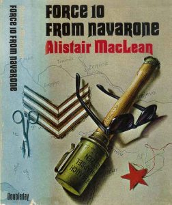 Alistair MacLean - Force 10 From Navarone © Doubleday
