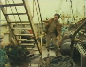 Desmond Bagley Running Blind - Unidentified Polish Trawler © BBC Scotland