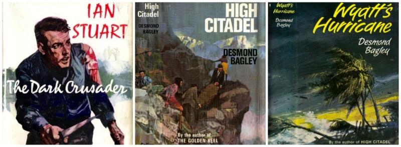 Pino Dell'Orco book cover art collage © HarperCollins Publishers Ltd.