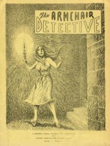 The Armchair Detective - A word with Desmond Bagley © 1974 Allen J. Hubin.