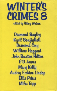 Winters Crimes 8 - Desmond Bagley's 'A Matter of Months' © Pan Macmillan Publishing.