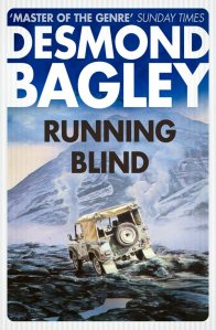 Desmond Bagley Running Blind Collins Crime Club 2017 re-issue