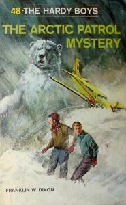 The Arctic Patrol Mystery - Franklin W. Dixon © Penguin Random House Company.