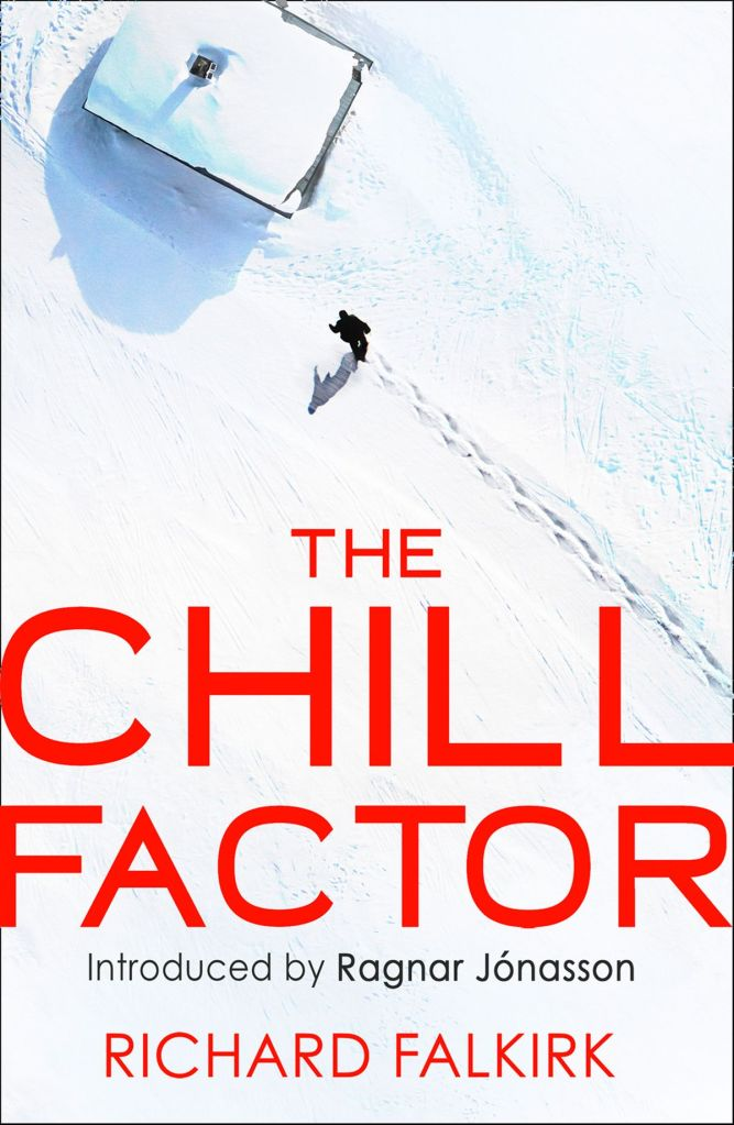 Richard Falkirk - The Chill Factor © HarperCollins Publishers
