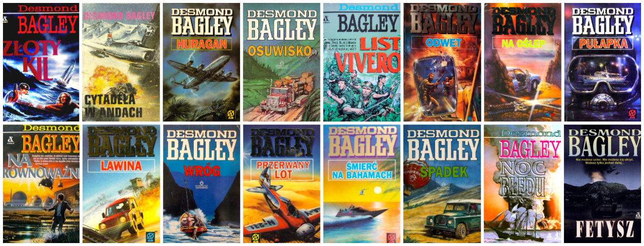 gallery-feature-desmond-bagley-polish-covers
