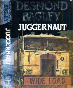 Juggernaut 1985 - Cover artist: Steve Jones © HarperCollins Publishers.
