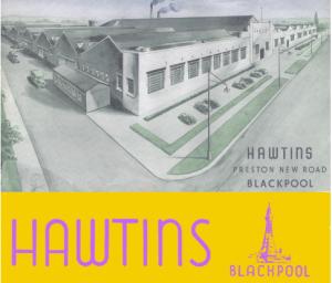 Desmod Bagley - Employment - F.W. Hawtins Factory. Image © & courtesy The Penny Arcade.
