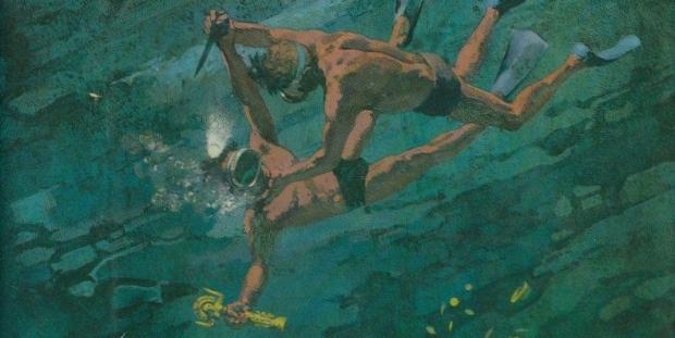 Desmond Bagley - The Vivero Letter - 1968 - Cover artist: Gino D'Achille © HarperCollins Publishers.