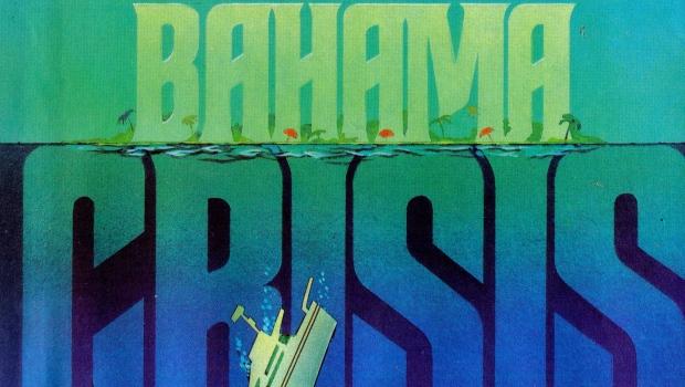 Desmond Bagley - Bahama Crisis - 1980 - Cover artist: Donald McPherson © HarperCollins Publishers.