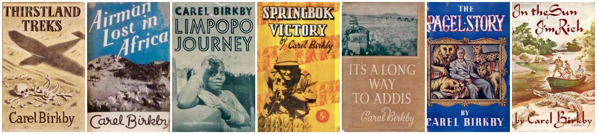 carel-birkby-novels-collage