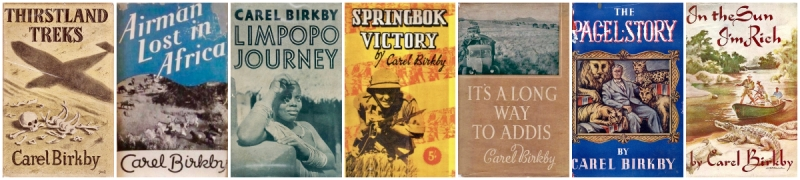 carel-birkby-novels-collage