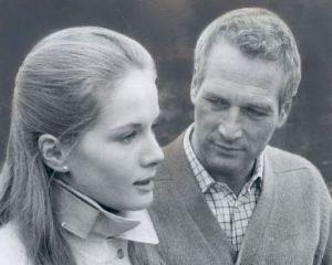 The Mackintosh Man - Paul Newman and Dominique Sanda © Warner Bros 1973.