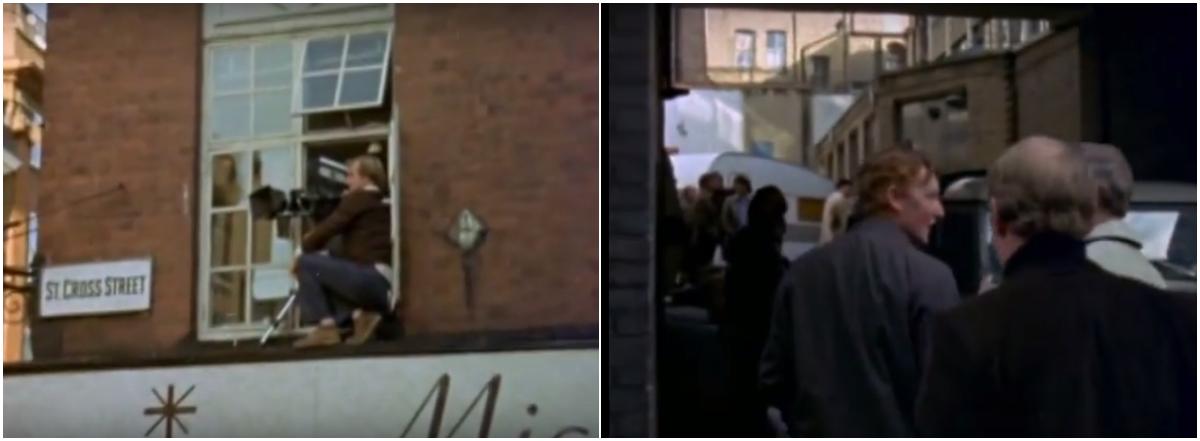 the-mackintosh-man-filming-location-langdon-house-and-st-cross-street-london