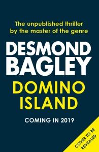 Desmond Bagley - Domino Island (Holding Cover) © HarperCollins Publishers.