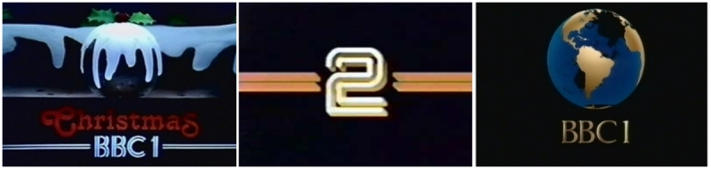 Oliver Elmes graphic designer responsible for BBC television ident logos © BBC Worldwide.