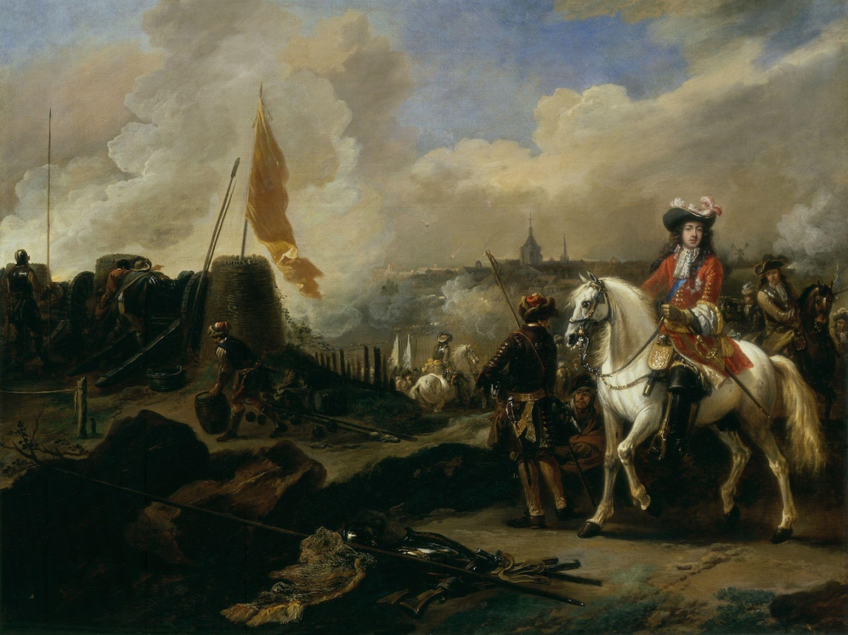 James Scott Duke of Monmouth and Buccleuch By Jan van Wyck © Wikimedia Commons.