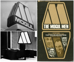 The Troubleshooters - Mogul Logo - Oliver Elmes - BBC TV