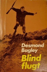 Desmond Bagley Running Blind Danish edition 1972 © Lademann / HarperCollins Publishers Ltd.