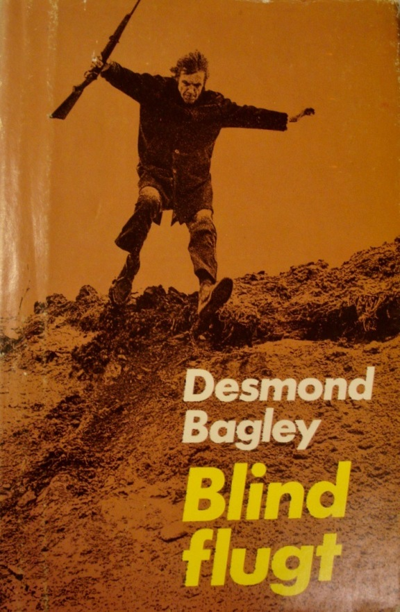 Desmond Bagley Running Blind Danish edition 1972